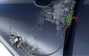 Доводчики дверей для автомобилей LEXUS