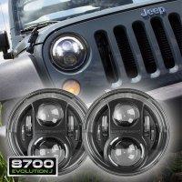 Светодиодные фары JW Speaker 8700 Evo J