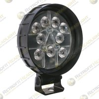 JW Speaker Model 680 XD - 12-24V LED Work Light