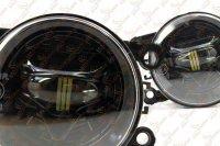 Светодиодные противотуманные фары Acura Morimoto XB LED (ROUND)