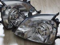 BiLed фары Toyota Hiace Regius 99-02