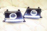 Bi Led фары Мицубиси Челленджер 97-