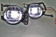 Светодиодные противотуманные фары на BMW E90